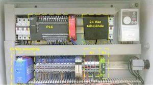 referenssi Sednove automaatiotoimintojen suunnittelu